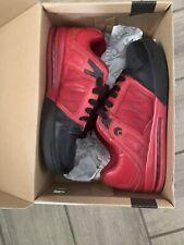 Osiris Pixel Skate Shoes Sz 9.5 Mens Red/black/dip #11961810