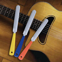 3PCS Guitar Double Sided Steel Nut Files Bridge Pin Puller Luthiers Tools USA