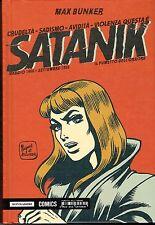 Satanik n. 6 mag. '66/set. '66 Bunker & Magnus cartonato ed.Mondadori SCONTO 40%