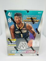 2019-20 Panini Mosaic Basketball Blaster Box Brand New Factory Sealed