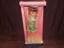 """Vintage 1970's Reliable 24"""" walking doll"""
