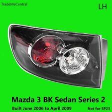 Mazda 3 BK Series 2 SEDAN Outer Tail Light 2006 2007 2008 09 Left Side NON-LED