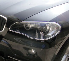 IDFR BMW X5 E70 2006~2009 chrome frame bezel for head lights
