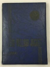 Yearbook Annual 1945 Stephenville High School Texas Yellow Jacket