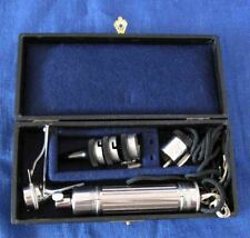 MGF Berlin medicine kit for looking w. lighter instrument ENT doctor specialist