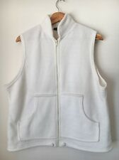 Rogers & Rogers Size 18 Winter White Soft Polyester Gilet <T6169