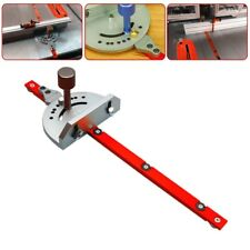 Woodwork DIY Tool Miter Gauge for Table Saw/Router Sawing Accessories Ruler