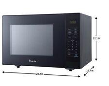 Magic Chef Hmd1110B 1.1 Cu. Ft. Countertop Microwave 1000 W - Black Brand New