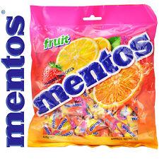 Mentos FRUITS Pillow Packs Bulk Box 2000 pieces