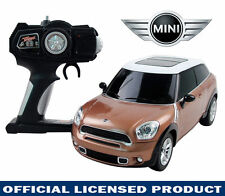 Official Licensed 1:16 Mini Cooper Paceman Electric RC Radio Control Car Kid Toy