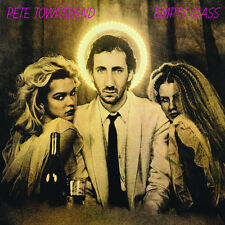 Pete Townshend Empty Glass 180gsm Limited Edition Clear Vinyl LP