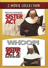Sister Act/sister Act 2 Back in The H 0786936744156 DVD Region 1