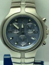 FESTINA.MENS,WR100M,CHRONO/ALARM,DATE,BLUE DIAL,NEW OLD STOCK,FREE SHIPPING