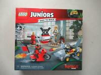 LEGO JUNIORS Easy Build THE NINJAGO MOVIE SHARK ATTACK #10739 New