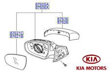Genuine Kia Sportage 216-2017 Door Mirror Complete - RH - 87620F1300