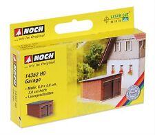 Aún 14352 ho, garaje, laser-cut minis, modelo ferroviario, hobby, accesorios