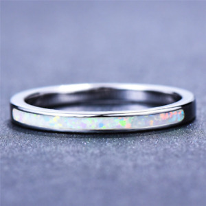 Exquisite A+ Cubic Opal Fire Ring - FAST SHIPPING!!!