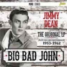 Jimmy Dean - Big Bad John: Original LP Plus All His Hit Singles [New CD] UK - Im
