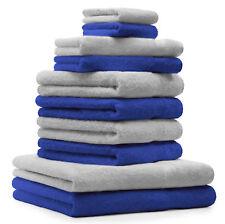 Handtuch Set Premium 100/% Baumwolle 2 Duscht/ücher 4 Handt/ücher 2 G/ästet/ücher 2 Seift/ücher 2 Waschhandschuhe Farbe blutorange//Sand Betz 12-TLG