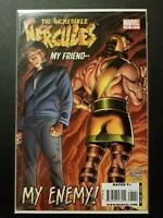 The Incredible Hercules #131 NM (Marvel,2009) Kyknos, Athena & Jocasta!