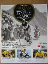 100 Years of the Tour de France Bernard Hinault Bradley Wiggins by ProCycling