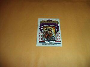 Raptor # 177 -  GI Joe Series 1 Impel Hasbro 1991 Base Trading Card
