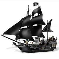 Pirates Of The Caribbean Black Pearl Ship Bluilding Block Brick Toys Gift