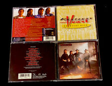 Lot Of 2 RESTLESS HEART CDs Greatest Hits, Fast Movin' Train