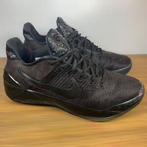 Nike Kobe AD Triple Black Mamba Men's Size 9.5 US 852425-064