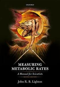 Measuring Metabolic Rates: A Manual for Scientists (Hardback)
