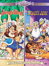 Enchanted Tales: The Jungle King / Noah's Ark (AMAZING DVD IN PERFECT CONDITION!
