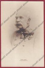 FRANCESCO GIUSEPPE I d'AUSTRIA 01 Franz Joseph I Kaiser von Österreich Cartolina