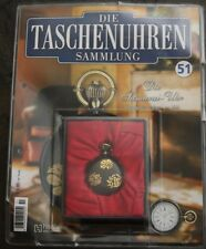 ** edizione 51 ** HACHETTE orologio da tasca ** SAMURAI Orologio ** inutilizzato