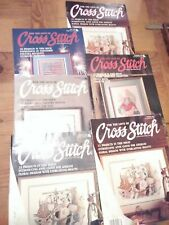 For The Love Of Cross Stitch 6 Magazines #51