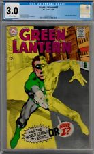 Green Lantern #63 CGC 3.0