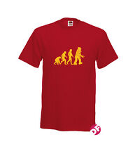 BIG BANG THEORY ROBOT Evolution Shelton Cooper T-Shirt Ladies Fit or mens