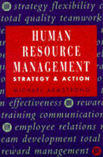 Very Good, Human Resource Management: Strategy & Action, ARMSTRONG, Book