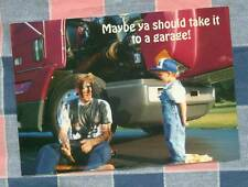50 Postcards Little Lee Comic Trucking Maybe Take It To A Garage