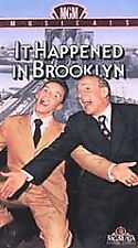 It Happened in Brooklyn (VHS TAPE) BRAND NEW AND SEALED