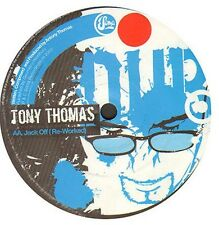 TONY THOMAS - Inner Space / Jack Off (Re-Worked) - Soma Quality Recordings