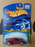 Hot Wheels 2002 TREASURE HUNTS -  Lotus Project M250 [DARK RED] NEAR MINT VHTF