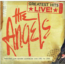 The Angels CD Greatest Hits LIVE