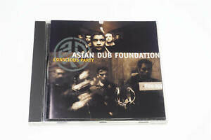 ASIAN DUB FOUNDATION CONSCIOUS PARTY CD A14374