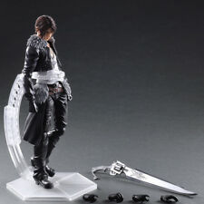 Play Arts Kai Final Fantasy VIII Dissidia Squall Leonhart Action Figure Toy