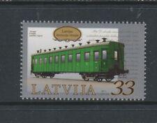Latvia - 2011, History of Latvian Railways Train stamp - MNH - SG 803