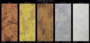 Venetian Plaster Textured metallic Product- Sharki Bronze metal base 750ml