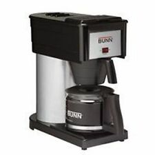 NEW 38300.0067 BX-B BUNN 10 CUP COFFEE MAKER BREWER BLACK STAINLESS NEW USA