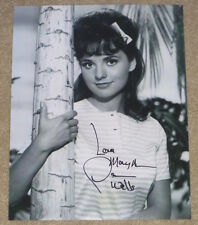 Dawn Wells Authentic Signed 11x14 Photo Autographed, Gilligan's Island, Mary Ann