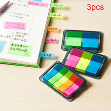 Lovely Sticker Marker Memo Flags Bookmark Index Pad Tab Sticky Note DI