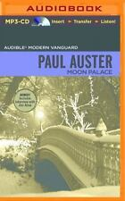 Moon Palace by Paul Auster (2016, MP3 CD, Unabridged)